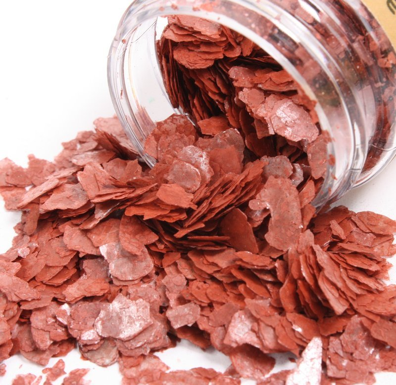 * Mica Flakes {Set-9M} 311-M-0712