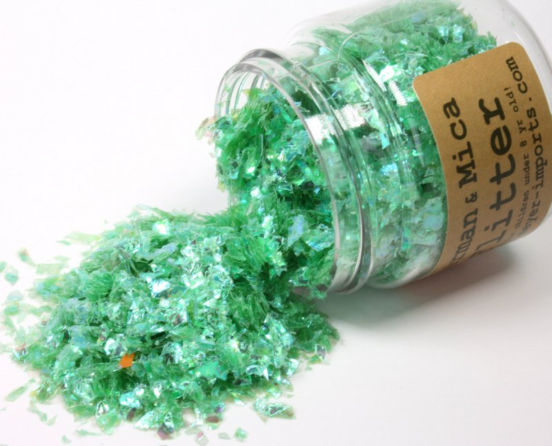 * Iridescent Ice Flakes {Set-6} 311-M-0717