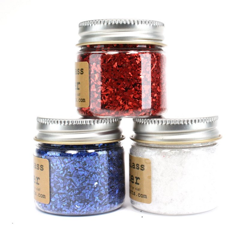 Holiday Glitters - 4th of July - 70 Grit Chunky - 311-M-0801