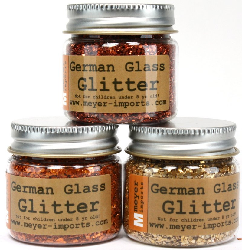 Holiday Glitters - Autumn Colors - 70 Grit Chunky - 311-M-0803