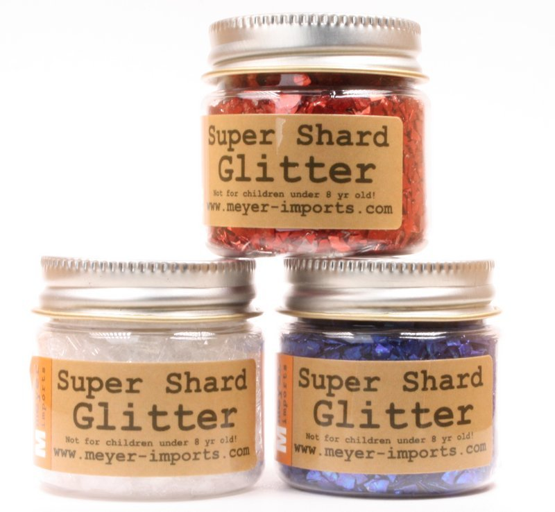 4th of July Super Shard Holiday Glitter - 311-M-414