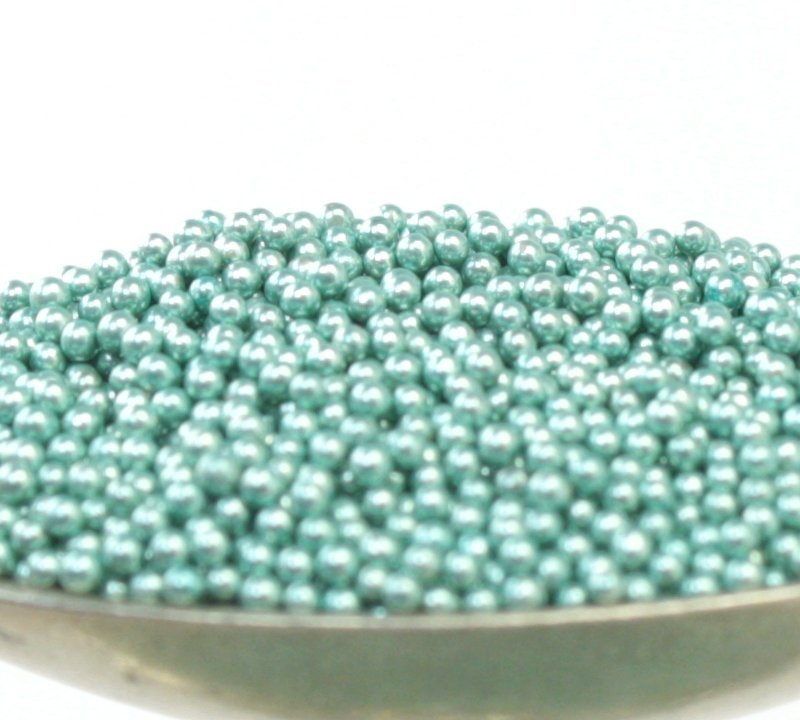 Ice Blue - Glass Deco Beads (311-3010)