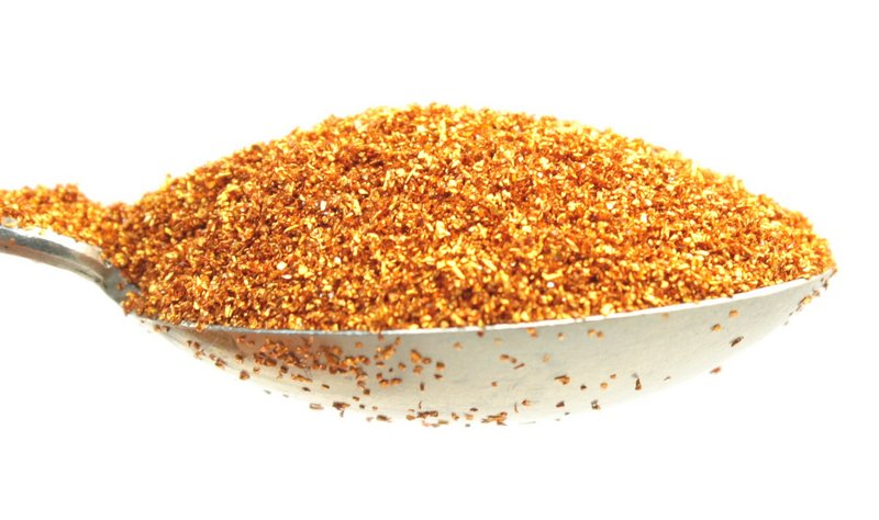 Orange Glass Glitter - 311-9-013
