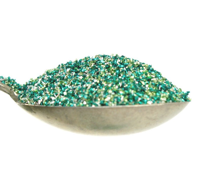 Green Glory Glitter - 311-BD-06