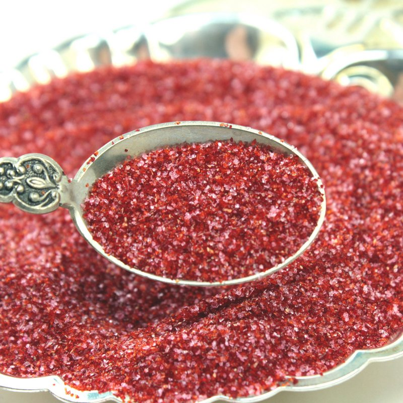 Autumn Red Glitter - 311-BD-08