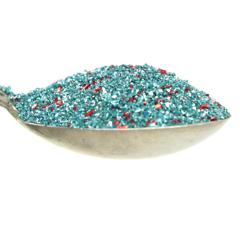Blue Ice Glass Glitter - 311-BD-30