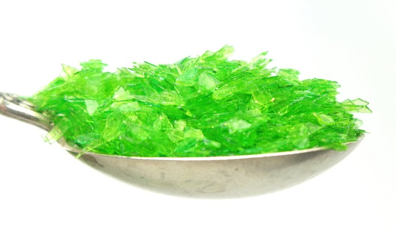 Green Lime - Super Shard Crystals - 311-C4-109