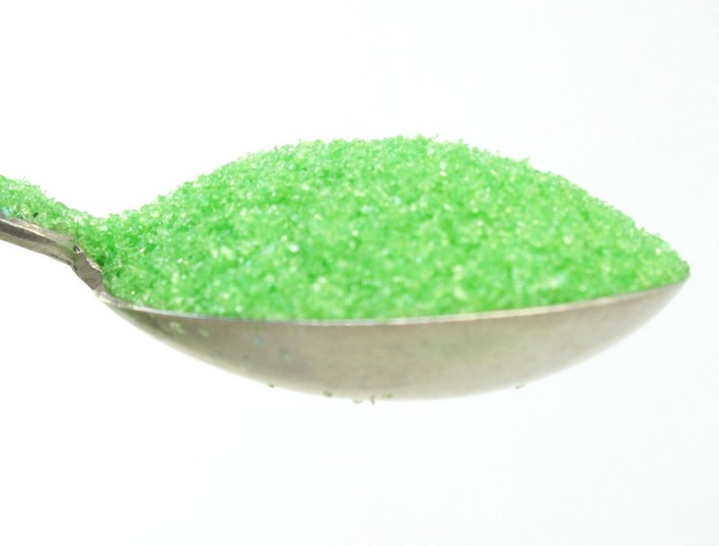 Green Lime - Translucent Crystals - 311-C9-109