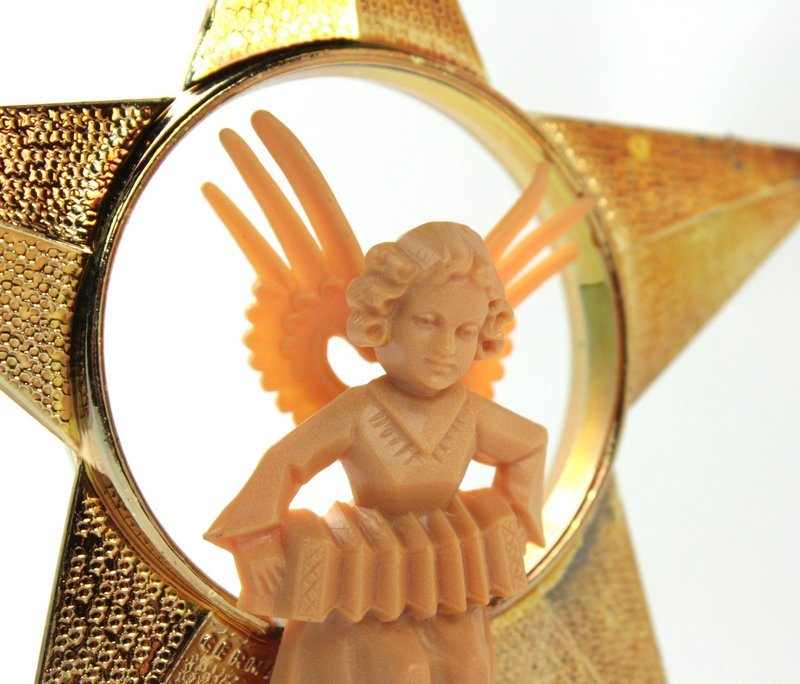 Angel Star Ornament - Set of 3 - 701-1007