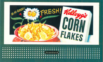 Retro Billboard Cards - Foods (402-3001)