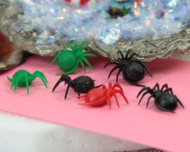 EEK Spiders - 3 Color Mix - 203-3-003