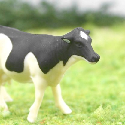 "Cows - 1"" Cattle-Holstein - Set of 5 - 102-2052"