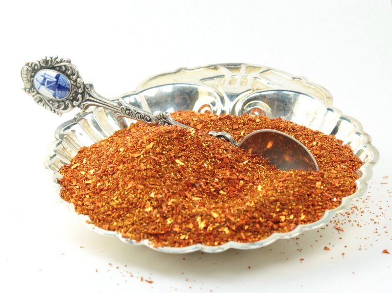 Orange Fusion Multigrain Glitter - 311-7090-OR