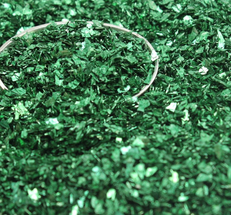 Green - Forest Green Chunky Glitter - 311-FG-70 Grit