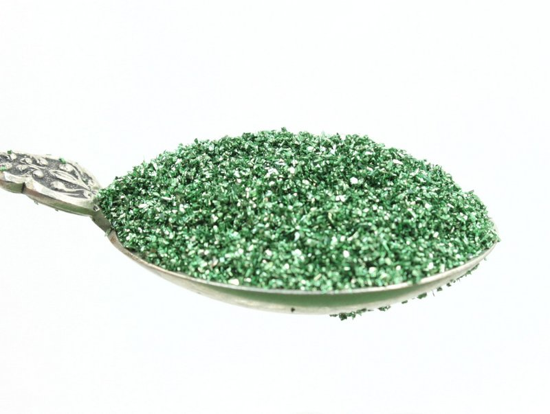 Green - Forest Green -  Glass Glitter - 311-Forest-Green