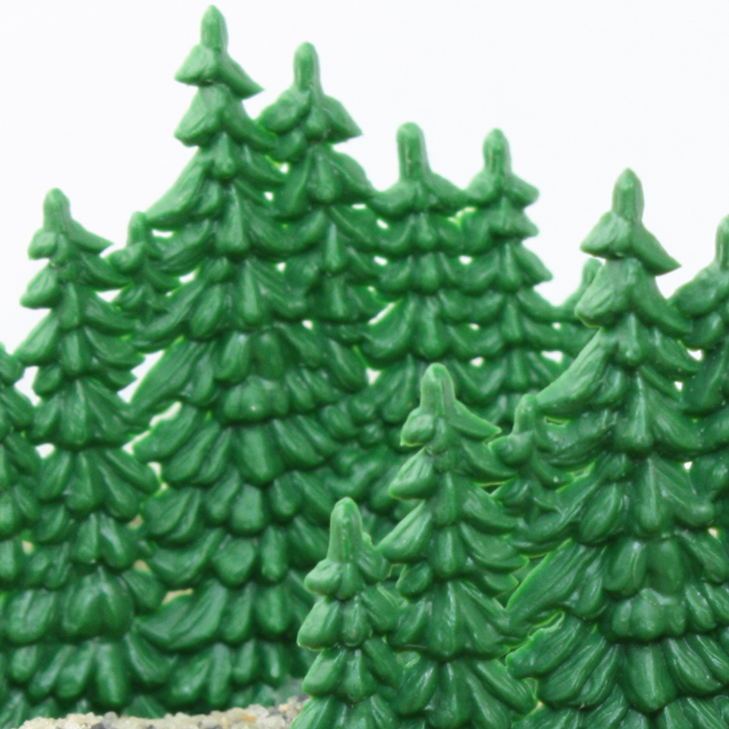 Fairytale Trees - German - 6 pcs - IV3-2498