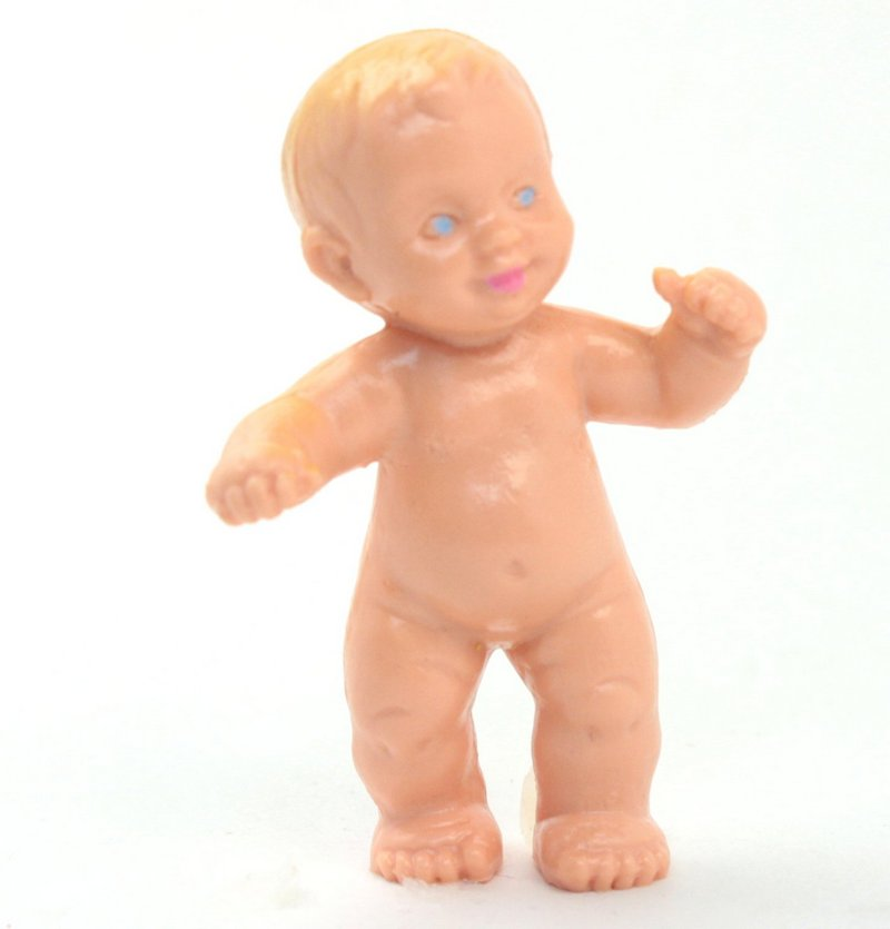 Bully Babies - Standing -  Set of 4 - German - IV3-2562