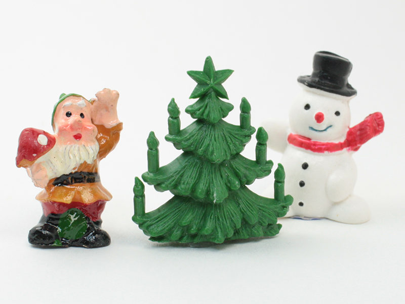Christmas Trees - German - 12 pcs - IV3-3509
