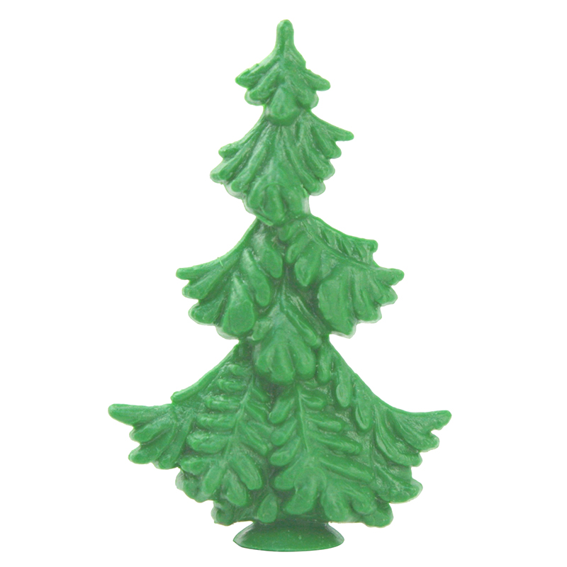 "Fairytale Trees - 1.5"" -  German - 6 pcs - IV3-3515"