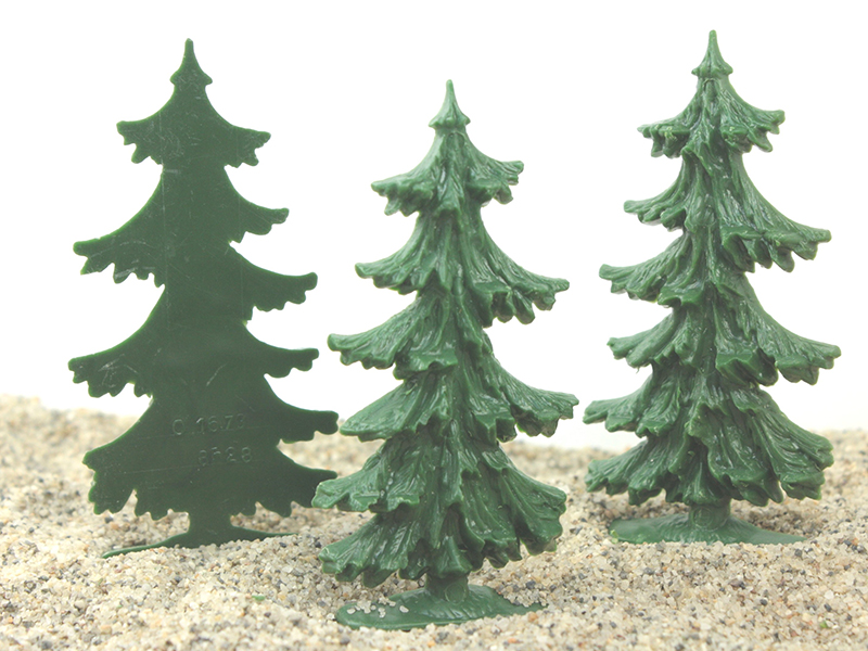 "Fairytale Trees - 2"" - German - 12 pcs - IV3-3516"