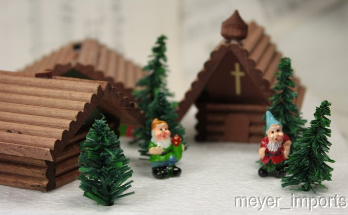 Mountain Village - German Christmas - 106-040