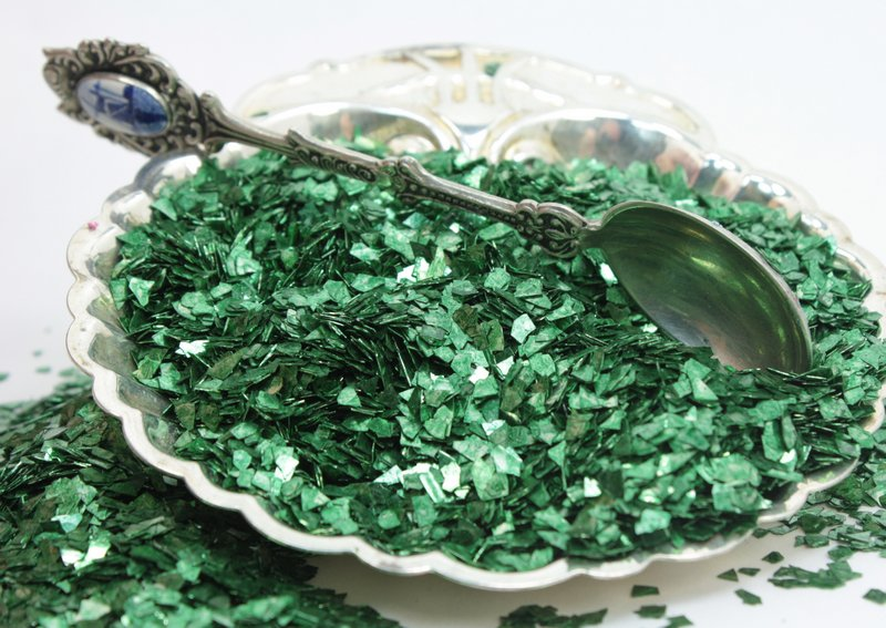 Green - Forest Green Super Shard Glitter