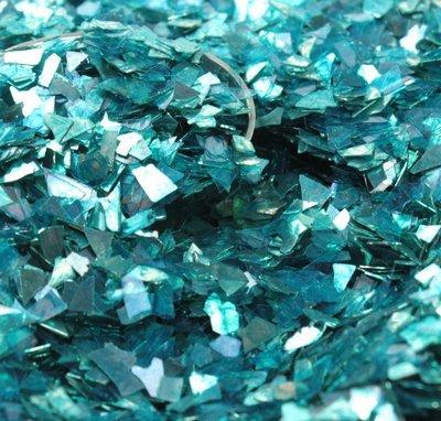 Blue Light Blue Super Shard Glitter