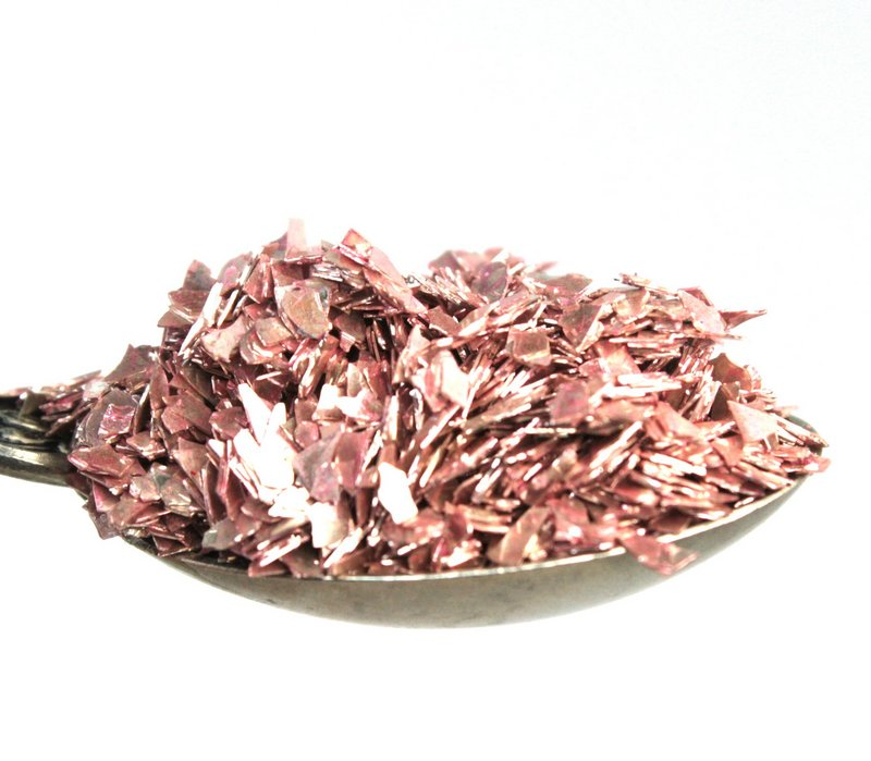 Pink Silver Super Shards